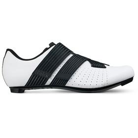 Fizik Tempo Powerstrap R5 - Zapatillas - blanco/negro